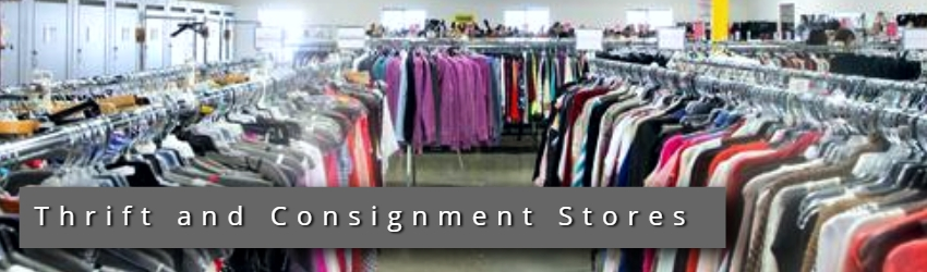 Thrift/Consignment Store