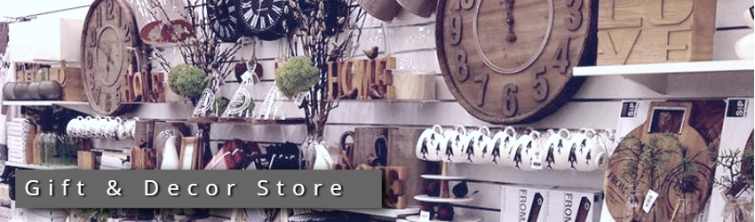 Gift and Décor Store
