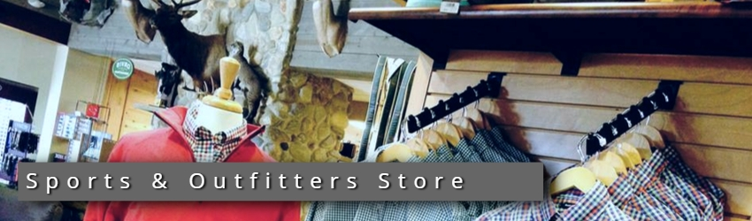Sports & Outfitters Store