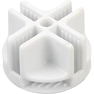 White mini grid connector