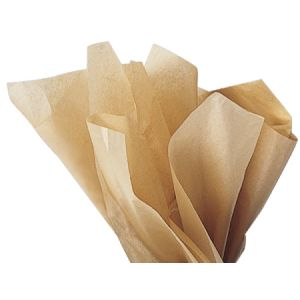 RECYCLED KRAFT TISSUE PAPER